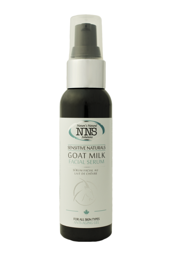 Sensitive Goat Milk Facial Serum