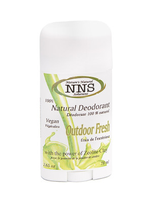 Outdoor Fresh Natural Deodorant