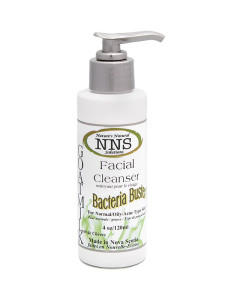 Bacteria Buster Facial Cleanser