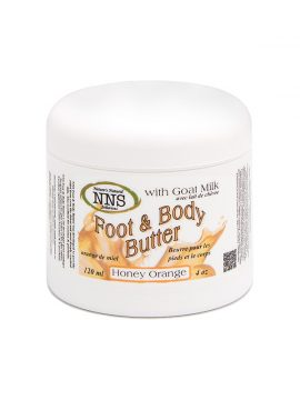 Honey Orange Foot & Body Butter