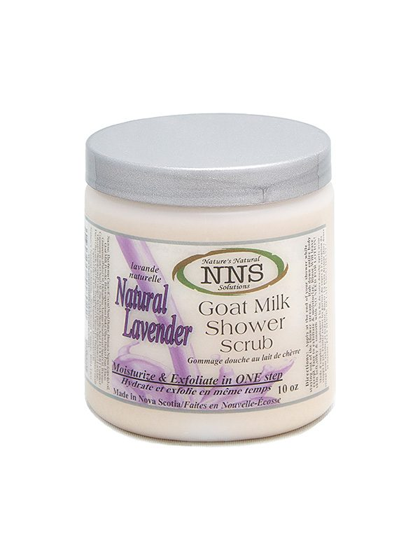 Natural Lavender Shower Scrub