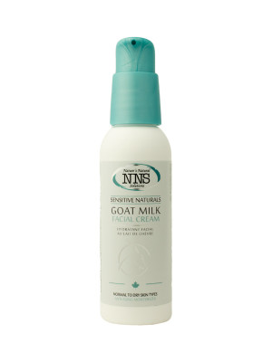 Sensitive Naturals Goat Milk Facial Cream