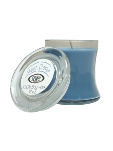 Sweet Clover Natural Soy Wax Candle