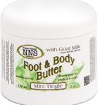 Mint Tingle Foot & Body Butter