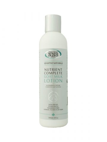 Goat Milk Lotion Sensitive Naturals