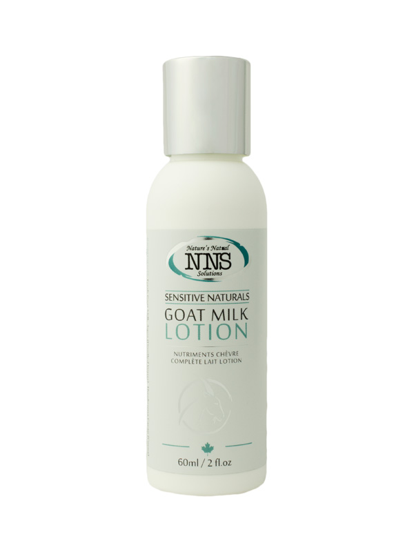 Natural Goat Milk Lotion