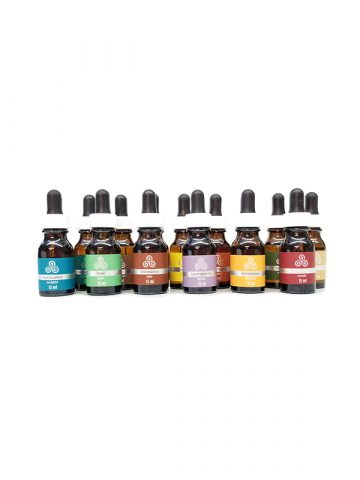 Pure Essential Oils Triskele