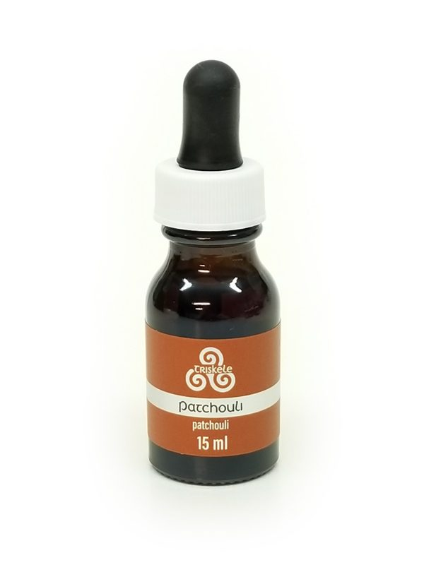 100% Pure Patchouli Oil